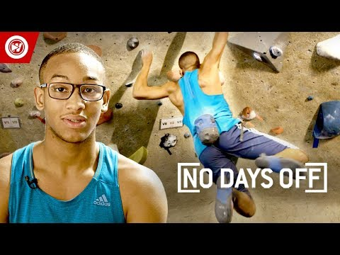 19-Year-Old Could Become World's BEST Rock Climber