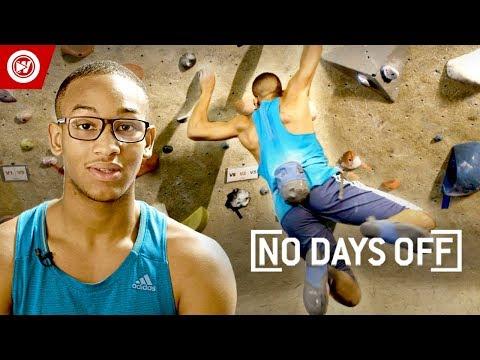 19-Year-Old WORLD CHAMPION Rock Climber