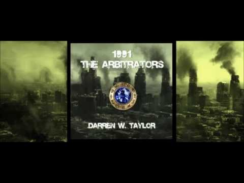 """1991 The Arbitrators"" Audiobook Trailer 2015"