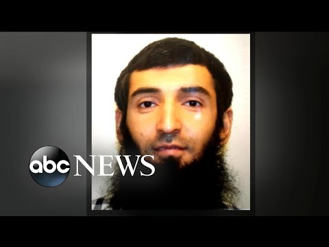 Sayfullo Saipov, 29, identified as suspect in New York City vehicle attack: Sources