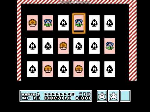 n-spade card game cheat  The Item Card Game in Super Mario Bros 7