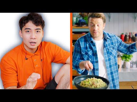 Uncle Roger HATE Jamie Oliver Egg Fried Rice