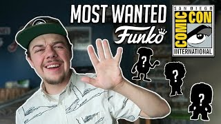 Most Wanted Funko Pops of SDCC 2018