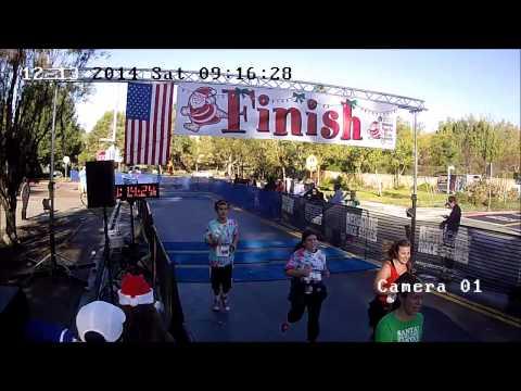2014 Troutman Sanders Renegade Santa Run