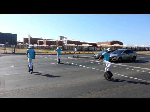 Pantsula Dancers from Alexandra Township