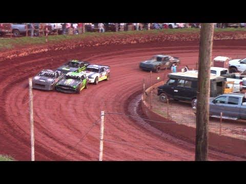Winder Barrow Speedway Street Stock Race 5/12/18