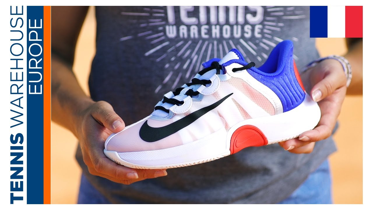 Test de la chaussure de tennis Nike Air Zoom GP Turbo ????