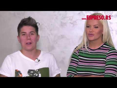 ESPRESO TVITER: Jovana Tomić Matora i Sanja Stanković