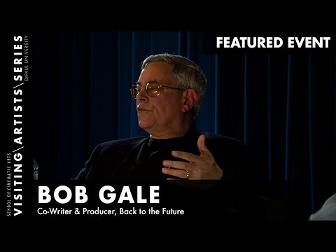 Bob Gale Back to the Future, Page One Writer's Conference 2013 Part 1