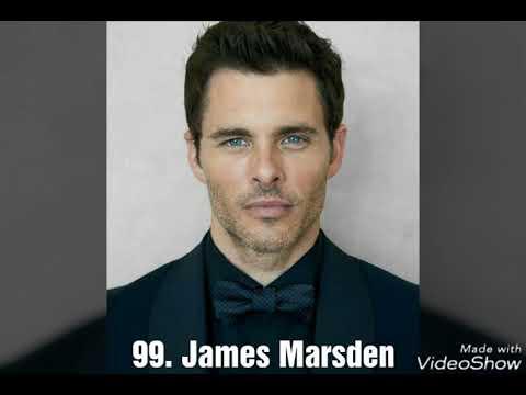 Top 100 Hottest Men