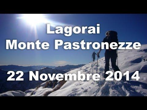 Lagorai - Monte Pastronezze - 22 Novembre 2014 - Ciaspole