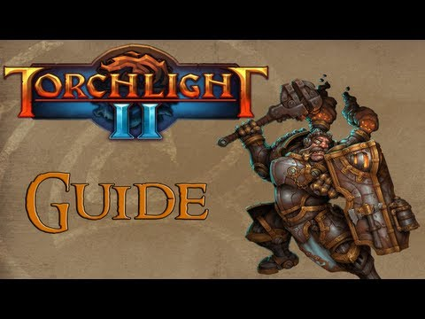 Torchlight 2 - lvl 100 Engineer 2h Guide (Elite)