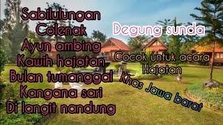 Download Mp3 Degung Sunda Acara Pernikahan