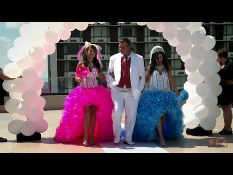 The World's Most Outrageous Wedding Dresses | My Big Fat American Gypsy Wedding