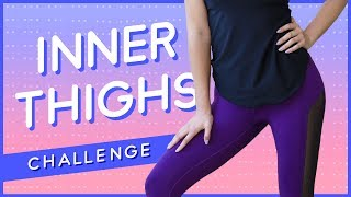 Tone & Trim Your Inner Thighs Workout  Summer Song Challenge #8
