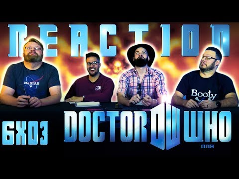 "Doctor Who 6x3 REACTION!! ""The Curse of the Black Spot"""