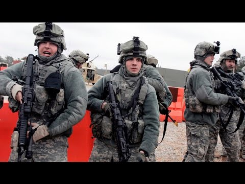 U.S. National Guard & Reserves (documentary)