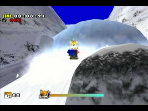 Sonic Adventure DX (GC) Tails's Missions