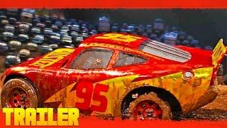 Cars 3 (2017) Disney Nuevo Tráiler Oficial #4 Subtitulado