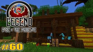 Fettes Pferd :c - Minecraft Legend #60 - Rise of the Phoenix