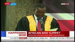 Chief Justice David Maraga addresses African Bar Summit | KTN News Desk