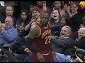 LeBron James Circus Reverse Lay-Up