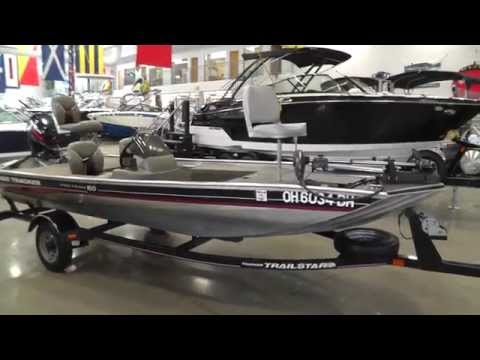 2002 Bass Tracker Pro Series 165 For Sale @ Lodder's Marine