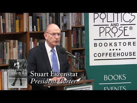 """Stuart E. Eizenstat, """"President Carter"""""""