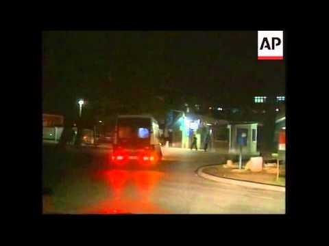 MONTENEGRO: KOSOVO CRISIS: NATO ATTACKS