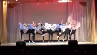 Джаз-модерн (контемпорари) в Челябинске. Школа танцев Study-on, Челябинск, 2015 Скачать в HD