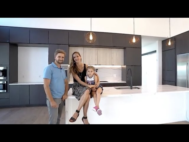 Blue Sky Homes - Introduction to Nick and Adralyn Blue