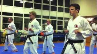 Brown & Black Belt Training