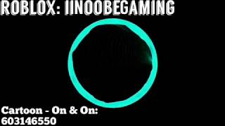 Roblox Music ID: Cartoon - On & On