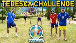 ⚽🥅 EURO 2020 TEDESCA CHALLENGE con gli ELITES!