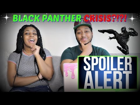 "The Film Theorists ""Film Theory: Black Panther's Economic CRISIS!"" REACTION!!!"