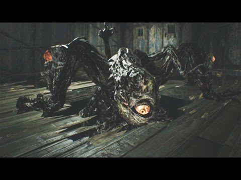 Resident Evil 7 - All Boss Fights / All Bosses