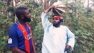 Chief Imo Comedy || chief imo travelling to ibadan through bush path way ?