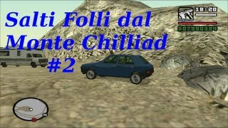 Gta Sa Salti Folli dal Monte Chilliad #2 Fiat Ritmo