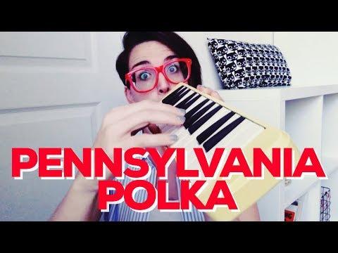 Pennsylvania Polka | UKULELE COVER | Groundhog Day / Frank Yankovic
