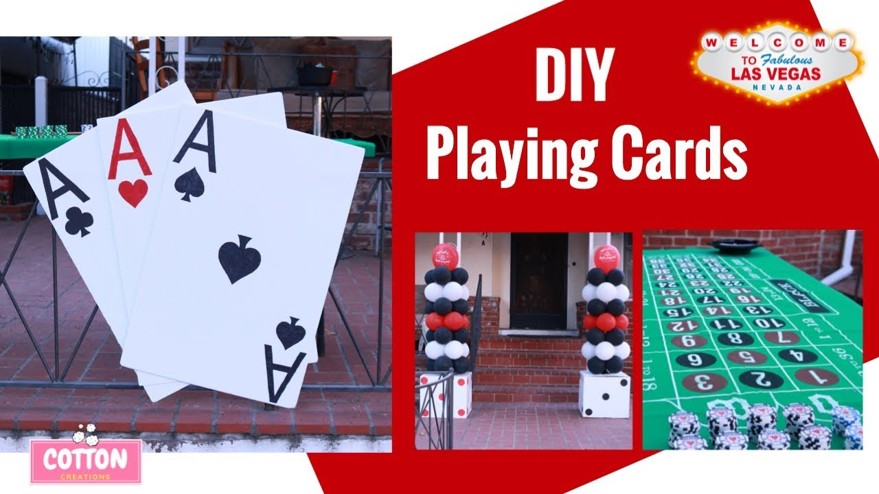 Do it yourself casino decorations mario fighting games 2