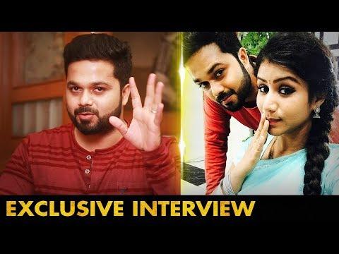 Alya Manasa got committed before me | Actor Sanjeev Interview | Raja Rani Serial Karthick