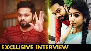 Alya Manasa got committed before me   Actor Sanjeev Interview   Raja Rani Serial Karthick