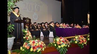 Ceremonia de Graduación Promoción 2019 de la Facultad de Ingeniería Industrial