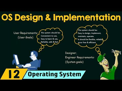 Operating System Design & Implementation