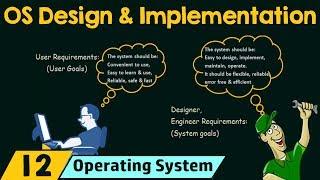 Operating System Design & Implementation