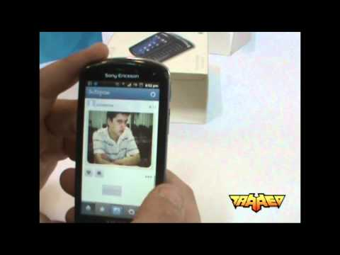 Review: Sony Ericsson Xperia Pro