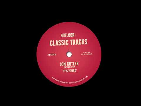 Jon Cutler featuring E Man 'It's Yours' (Frankie Feliciano's Ricanstruction Mix)
