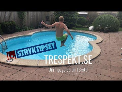 """Trespekt Stryktipset Vecka 20 """"Ni missar inte VM-tipset va?"""""""