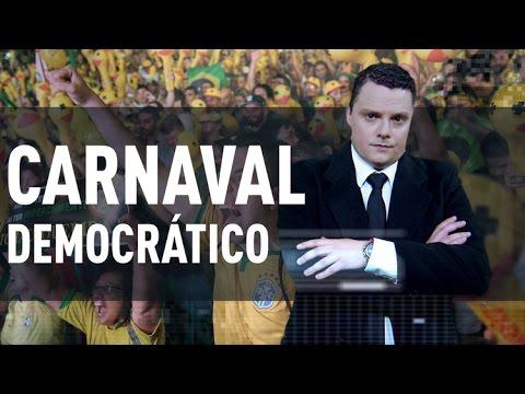 La tensa situación política en Brasil, ¿un golpe de Estado enmascarado?