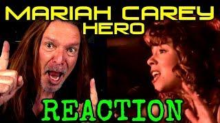 Vocal Coach Reaction to Mariah Carey - Hero - Ken Tamplin